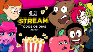 Cartoon Network Ao Vivo – #FiqueEmcasa